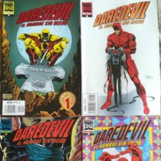 Cómics: DAREDEVIL EDGE 1,2,3,5. Lote 163446982