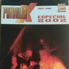 Cómics: PATRULLA X ESPECIAL 2002. Lote 163452086