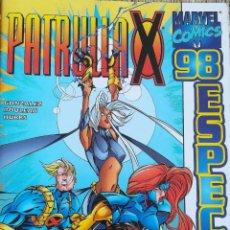 Cómics: PATRULLA X ESPEIAL 98. Lote 163452218