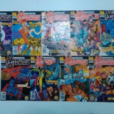 Cómics: PROYECTO EXTERMINIO # 1-9 (FACTOR X, LOS NUEVOS MUTANTES Y LA PATRULLA X) - FORUM - X-MEN. Lote 163469338