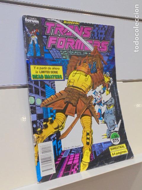 TRANSFORMERS Nº 56 BIMESTRAL 64 PAGINAS - FORUM - OCASION (Tebeos y Comics - Forum - Otros Forum)