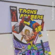 Cómics: TRANSFORMERS Nº 54 - FORUM - OCASION. Lote 163506634