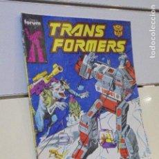 Cómics: TRANSFORMERS Nº 51 - FORUM - OCASION. Lote 163506786