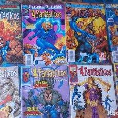 Cómics: COLECCIÓN COMPLETA DE LOS 4 FANTÁSTICOS VOLUMEN 3, HEROES RETURN. Lote 163623894