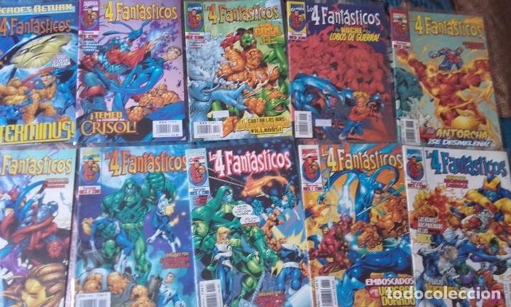 Cómics: Colección completa de Los 4 Fantásticos volumen 3, heroes return - Foto 2 - 163623894