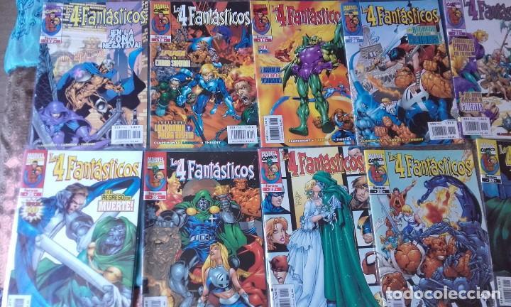 Cómics: Colección completa de Los 4 Fantásticos volumen 3, heroes return - Foto 3 - 163623894