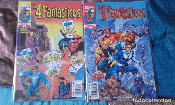 Cómics: Colección completa de Los 4 Fantásticos volumen 3, heroes return - Foto 5 - 163623894