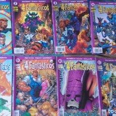 Comics : COLECCIÓN COMPLETA DE LOS 4 FANTÁSTICOS VOLUMEN 4 CON CARLOS PACHECO. Lote 163624386