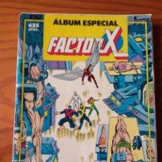 Comics : FACTOR X, ALBUM ESPECIAL CON 3 NUMEROS EXTRAS- ANUAL 1, 2 X-FACTOR 16 & 20 USA + ATLANTIS ATACA . Lote 163744110