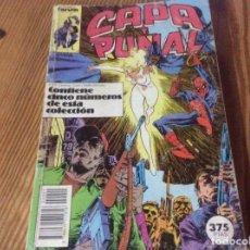 Comics : COMIC CAPA Y PUÑAL RETAPADO NUMEROS 1 AL 5 VOLUMEN 1 FORUM. Lote 163793526