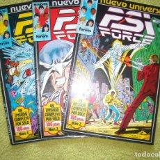Cómics: PSI FORCE 3 COMICS. Lote 163952770