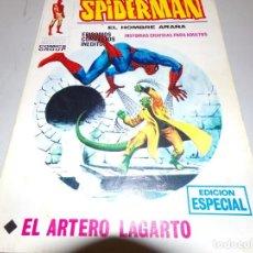Cómics: SPIDERMAN EL ARTERO LAGARTO NUMERO 17. Lote 163962006