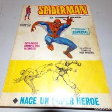 Cómics: SPIDERMAN NACE UN SUPER HEROE NUMERO 16. Lote 163962706