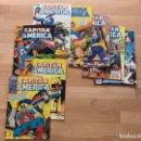 Cómics: CAPITÁN AMÉRICA (COMICS FÓRUM) DIFERENTES NÚMEROS. Lote 164085910