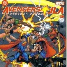 Cómics: JLA / VENGADORES Nº 2 (DE 4). -CROSSOVER MARVEL - DC-. Lote 180127636