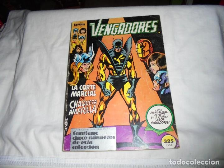 LOS VENGADORES RETAPADO DEL 26 AL 30.FORUM (Tebeos y Comics - Forum - Vengadores)