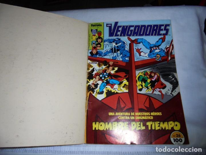 Cómics: LOS VENGADORES RETAPADO DEL 26 AL 30.FORUM - Foto 2 - 164288750