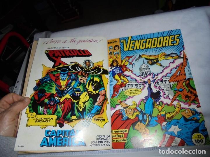 Cómics: LOS VENGADORES RETAPADO DEL 26 AL 30.FORUM - Foto 5 - 164288750