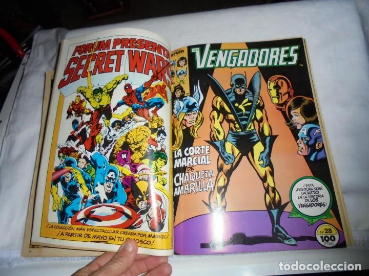 Cómics: LOS VENGADORES RETAPADO DEL 26 AL 30.FORUM - Foto 8 - 164288750