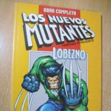 Cómics: LOS NUEVOS MUTANTES/LOBEZNO - VERDAD O MUERTE- OBRA COMPLETA - ED. FORUM. Lote 164296410