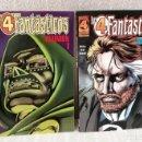 Cómics: LOS 4 FANTÁSTICOS: REUNIÓN 1 Y 2 ¡¡COMPLETA!!. Lote 164465894