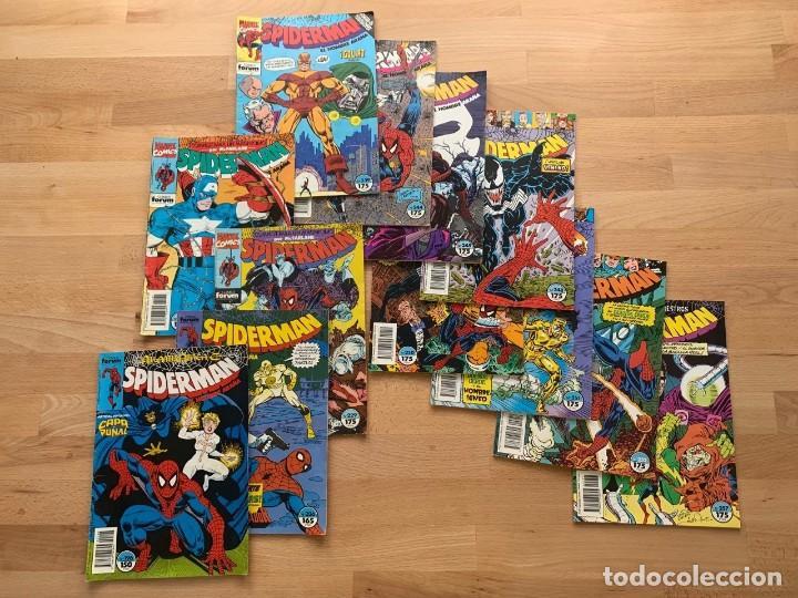 SPIDERMAN (COMICS FORUM) DIFERENTES NUMS. (Tebeos y Comics - Forum - Spiderman)