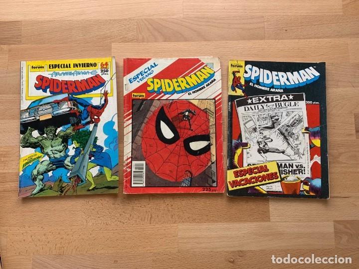 Cómics: Spiderman (Comics Forum) diferentes nums. - Foto 2 - 164522258