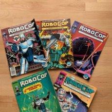 Cómics: ROBOCOP (COMICS FORUM) DIF. NUMEROS. Lote 164524478