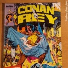Cómics: CONAN REY # 43 FORUM. Lote 164632605