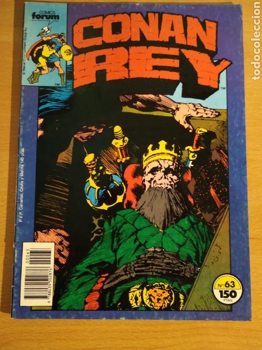 CONAN REY # 63 FORUM (Tebeos y Comics - Forum - Conan)