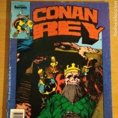 Cómics: CONAN REY # 63 FORUM. Lote 164632794