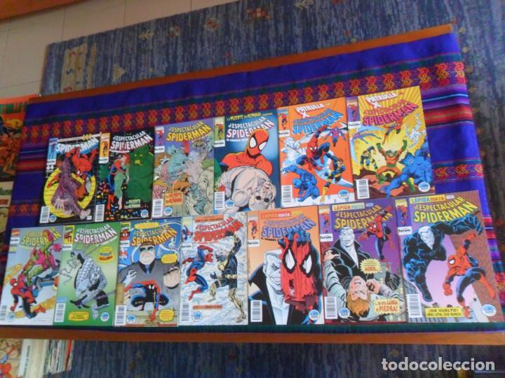 FORUM VOL. 1 SPIDERMAN NºS 305 303 302 300. 1992. 325 PTS. RAROS (Tebeos y Comics - Forum - Spiderman)