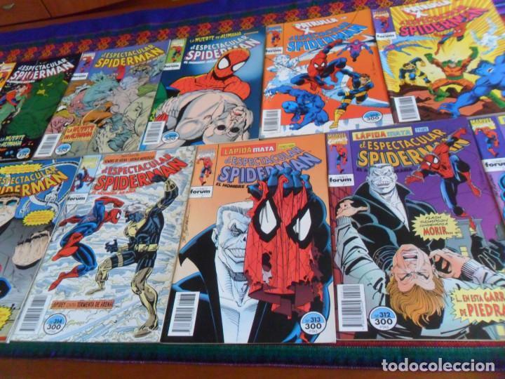 Cómics: FORUM VOL. 1 SPIDERMAN NºS 305 303 302 300. 1992. 325 PTS. RAROS - Foto 2 - 164718410