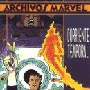 Cómics: ARCHIVOS MARVEL: 4 FANTÁSTICOS - CORRIENTE TEMPORAL - TOMO - FORUM. Lote 164958190
