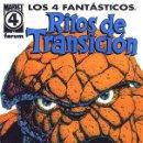 Cómics: LOS 4 FANTASTICOS: RITOS DE TRANSICIÓN - TOMO - FORUM. Lote 164958598