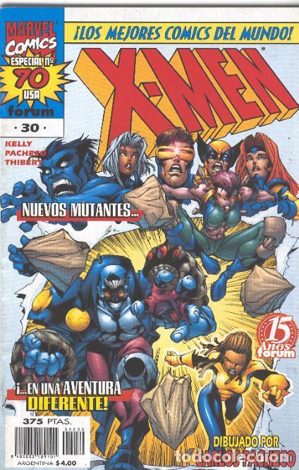 X MEN VOLUMEN 2 . Nº 30 (Tebeos y Comics - Forum - X-Men)