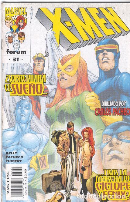 X MEN VOLUMEN 2. Nº 31 (Tebeos y Comics - Forum - X-Men)