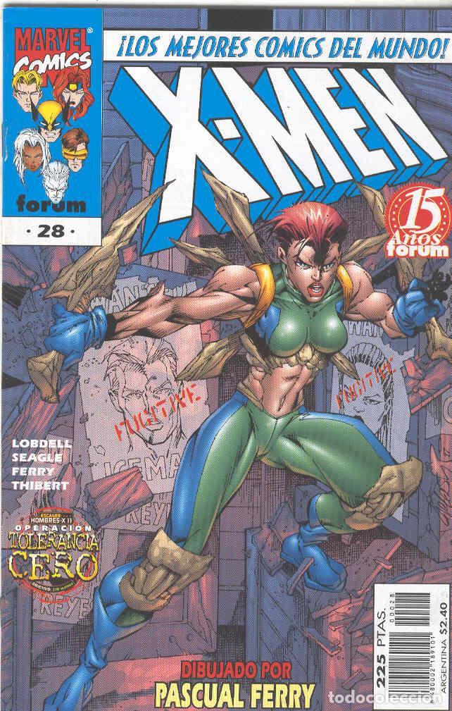 X MEN VOLUMEN 2. Nº 28 (Tebeos y Comics - Forum - X-Men)