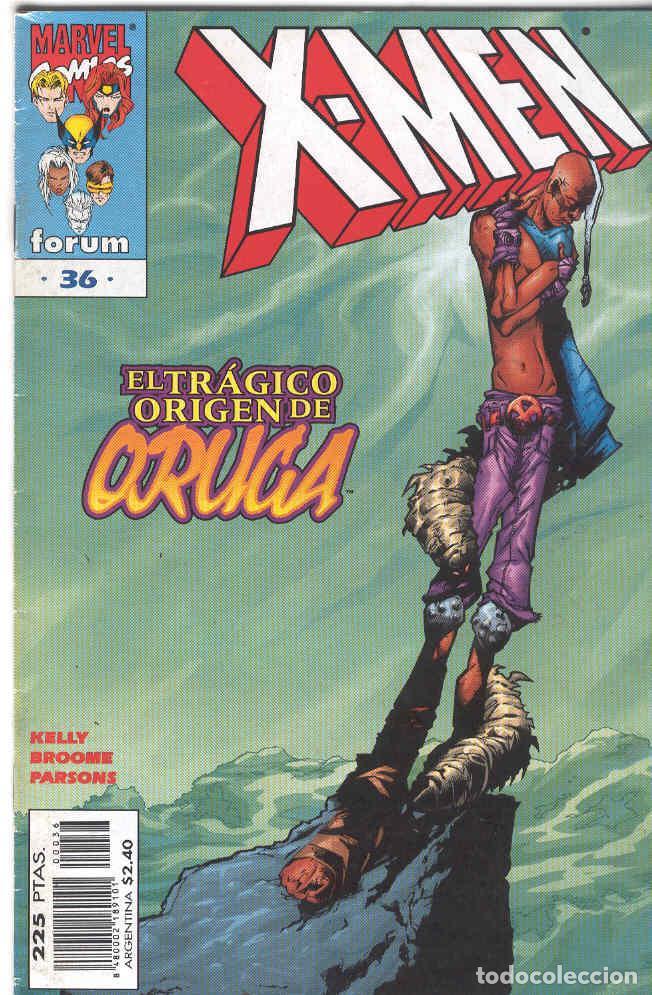 X MEN VOLUMEN 2. Nº 36 (Tebeos y Comics - Forum - X-Men)