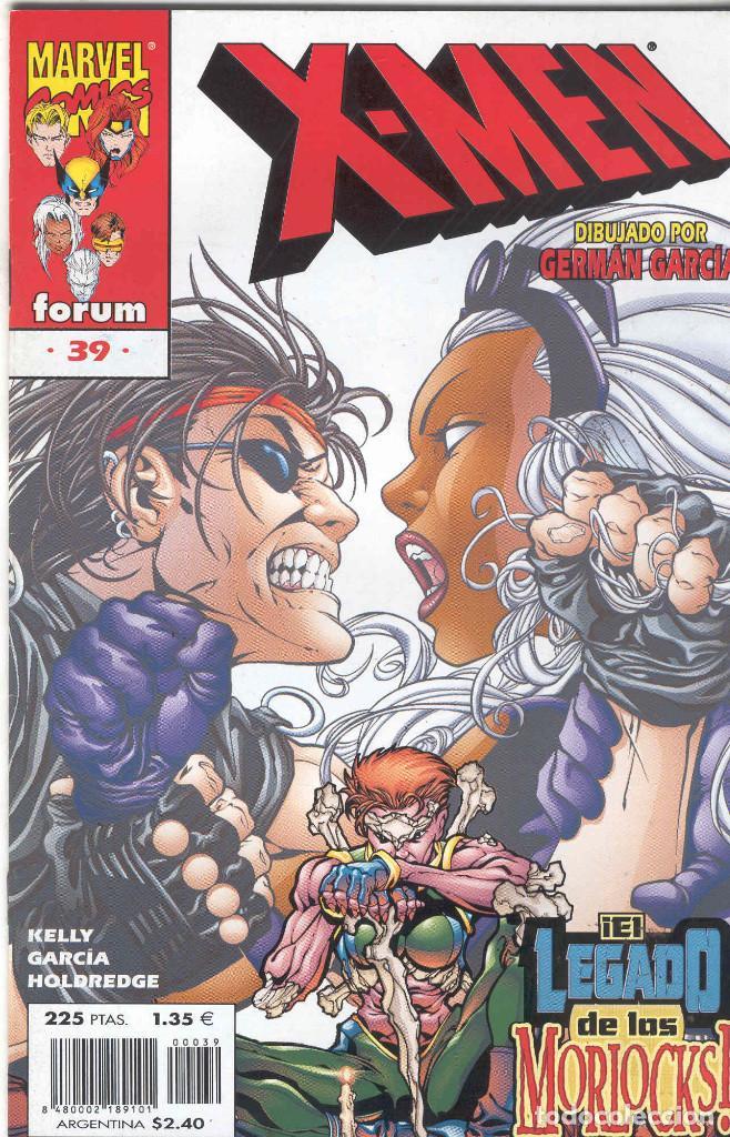 X MEN VOLUMEN 2. Nº 39 (Tebeos y Comics - Forum - X-Men)