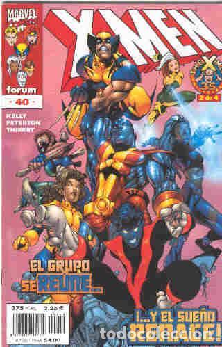 X MEN VOLUMEN 2 .Nº 40 (Tebeos y Comics - Forum - X-Men)
