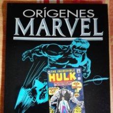 Cómics: ORÍGENES MARVEL - NUM. 5 HULK - FORUM. Lote 165258434