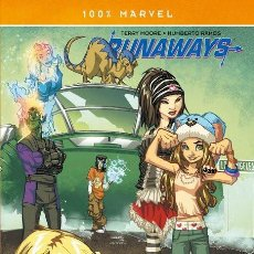 Cómics: RUNAWAYS DE LA LÍNEA: 100% MARVEL PANINI ESPAÑA. Lote 165293866