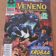 Cómics: VENENO: SEMILLA DE OSCURIDAD - FORUM - NÚMERO ÚNICO - MUY BUEN ESTADO. Lote 161753682