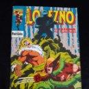 Cómics: COMIC LOBEZNO N°42 FIRMADO POR LARRY HAMA. Lote 165371577