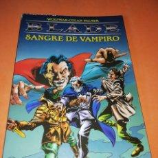 Cómics: BLADE. SANGRE DE VAMPIRO. FORUM.. Lote 165375138