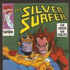 Cómics: THE SILVER SURFER - Nº 7 - ESTELA PLATEADA - FORUM -. Lote 165412366