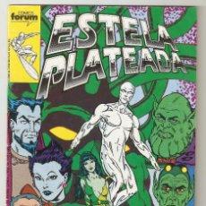 Cómics: ESTELA PLATEADA - Nº 5 - VOL 1 - SILVER SURFER - ¡ESTALLA LA NUEVA GUERRA KREE-SKRULL! - FORUM -. Lote 165413678