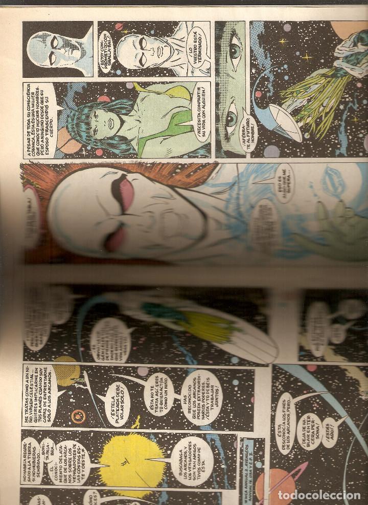 Cómics: ESTELA PLATEADA - Nº 5 - VOL 1 - SILVER SURFER - ¡Estalla la Nueva Guerra Kree-Skrull! - FORUM - - Foto 3 - 165413678