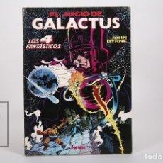 Cómics: CÓMIC - EL JUICIO DE GALACTUS / LOS 4 FANTÁSTICOS - EDITORIAL FORUM - AÑO 1992. Lote 165493634